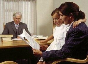Процедура лишения прав родителя