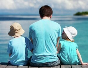 права отца на ребенка после развода