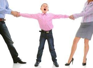 Особенности развода