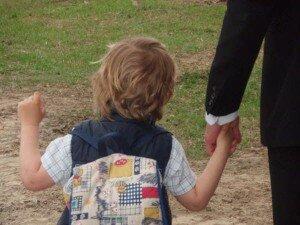 Если папа забрал ребенка себе что ему будет