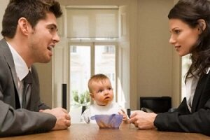 Какой суд рассматривает порядок общения с ребенком