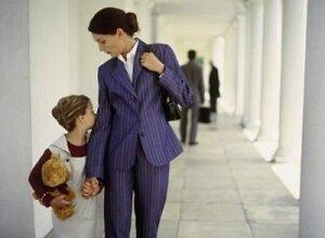 Отец может забрать ребенка