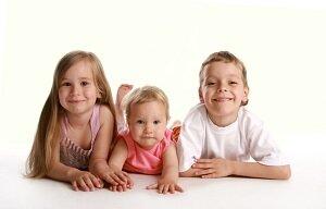 алименты на 3 детей сколько процентов