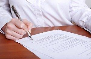 как правильно написать расписку о получении алиментов?
