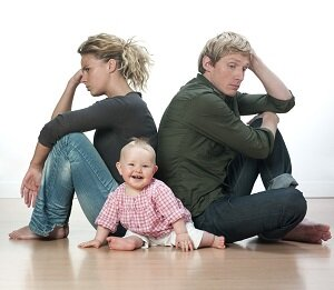 какие причины развода если есть дети?